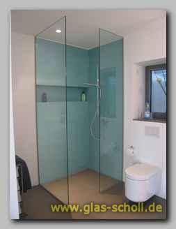 Dusche Bauen Mauer Oder Glas Pictures to pin on Pinterest