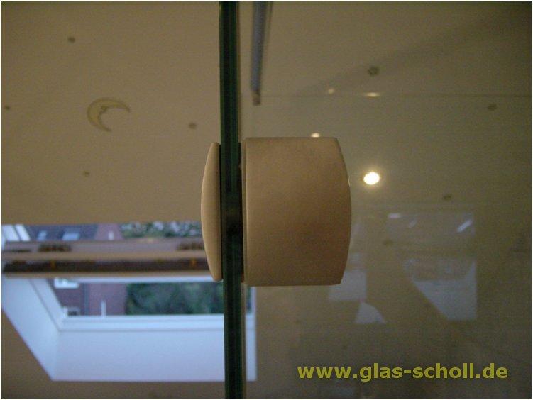 Handtuchhalter Dusche Glas : 90° Glas-Glas-Winkelhalter von vorne