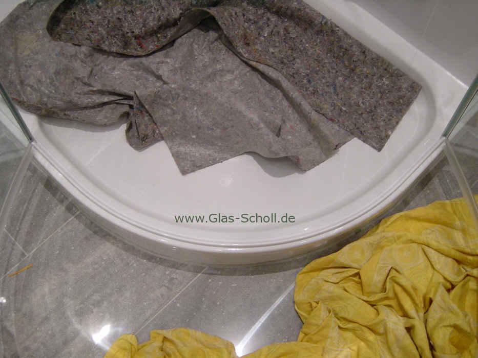 Aufputz Armatur Dusche Abstand : Dichtung Dusche Gebogen : Rahmenlose Ganzglas Runddusche mit gebogenen