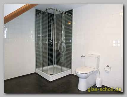 schiebet r eckdusche mit edelstahl schiebet rsystem von glas scholl duisburg m lheim krefeld. Black Bedroom Furniture Sets. Home Design Ideas