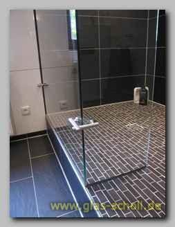 walkin festteil dusche mit edelstahl abstand haltern von glas scholl duisburg m lheim krefeld. Black Bedroom Furniture Sets. Home Design Ideas