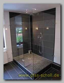schnecken bzw walkin duschen bestehend nur aus. Black Bedroom Furniture Sets. Home Design Ideas