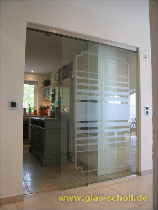 schiebet rsystem dorma agile mit sandstrahl effektfolien dekor von aussen halb geoeffnet. Black Bedroom Furniture Sets. Home Design Ideas
