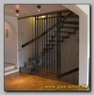 Offenes treppenhaus abtrennen  Rahmenlose Glas Schiebetüren DORMA Agile150/Agile150 Dormotion ...