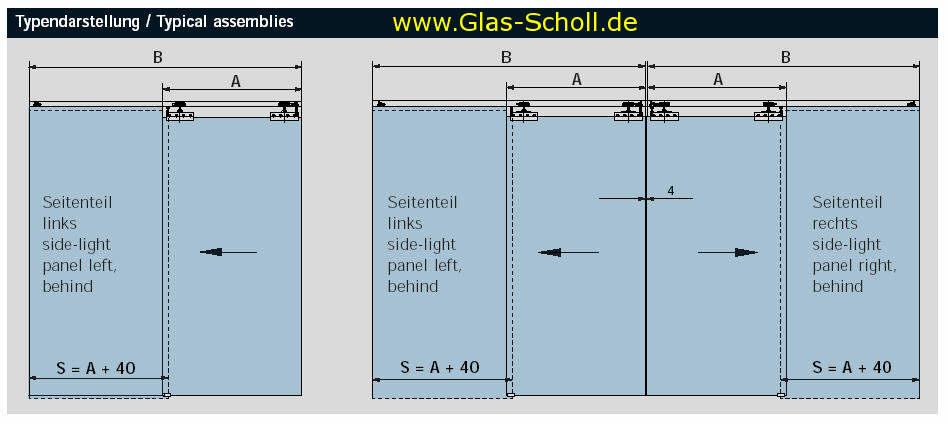 glas schiebet ren dorma rs120 duisburg m lheim krefeld essen d sseldorf moers oberhausen. Black Bedroom Furniture Sets. Home Design Ideas