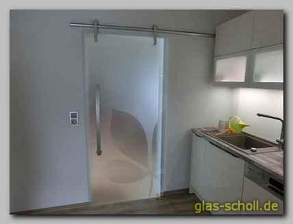 Glasschiebetür DORMA RSP80 von Glas Scholl (Duisburg, Mülheim ...