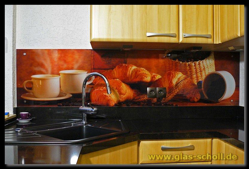 k chenspritzschutz mit kaffee digitaldruckmotiv von glas. Black Bedroom Furniture Sets. Home Design Ideas