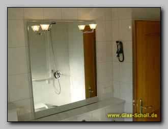 spiegel in allen formen und varianten von glaserei scholl gmbh. Black Bedroom Furniture Sets. Home Design Ideas